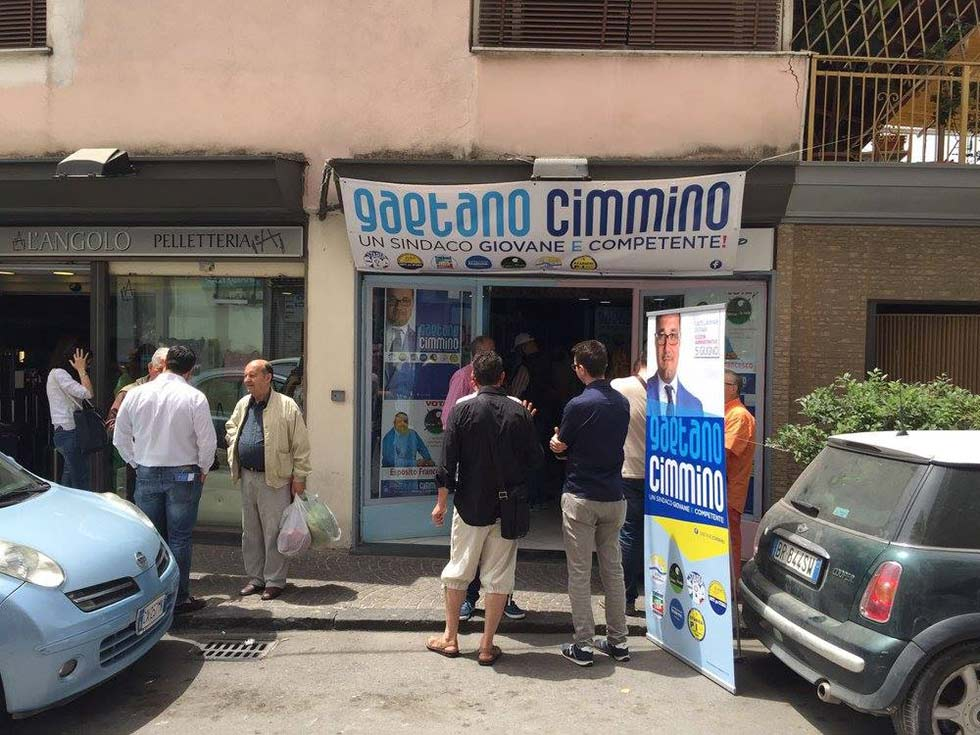 Cimmino incontra comitato di Francesco Esposito
