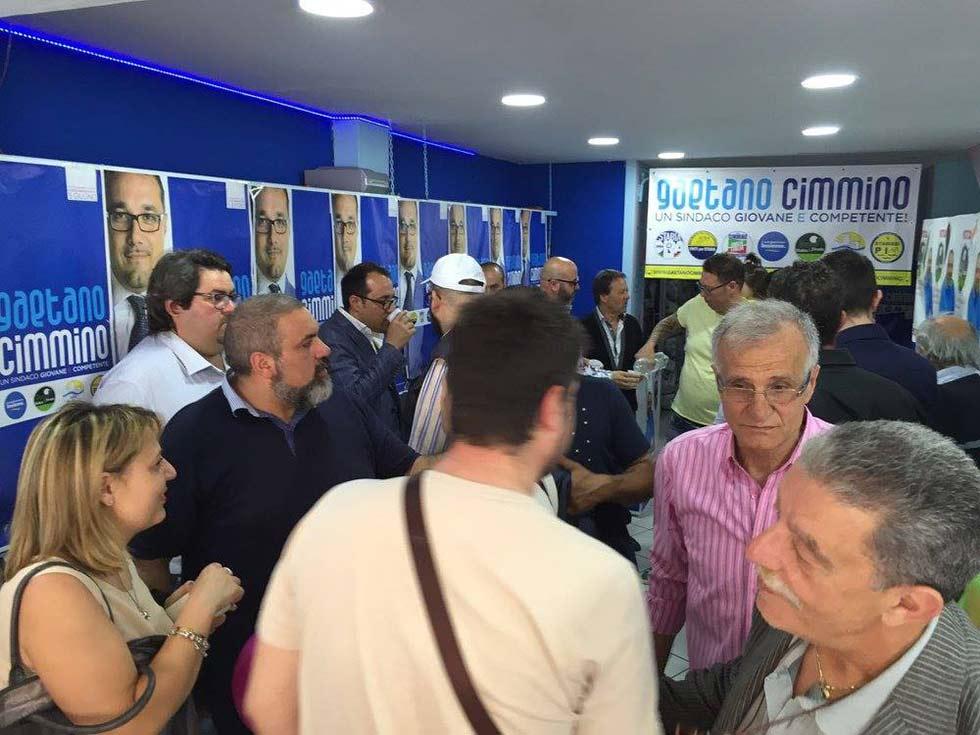 Cimmino incontra comitato Esposito