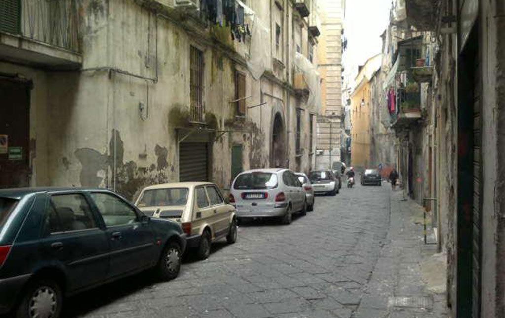 Gaetano Cimmino riqualificazione urbana