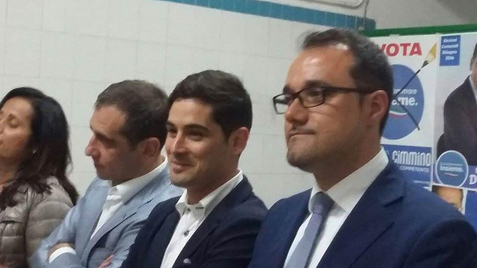 Emanuele D'Apice castellammare insieme Gaetano