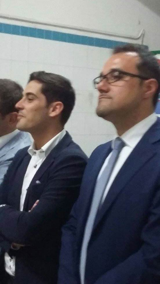 Emanuele D'Apice gaetano cimmino castellammare insieme incontro giugno