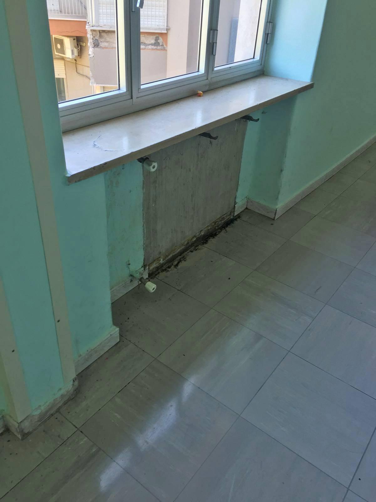 San Leonardo stato di abbandono degrado ospedale castmare