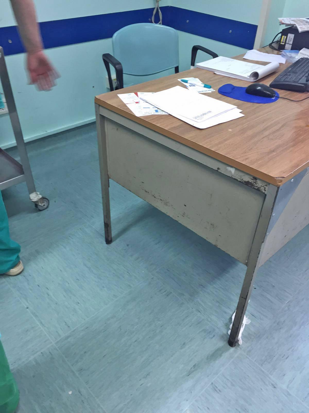 Ospedale San Leonardo stato di abbandono intervenire