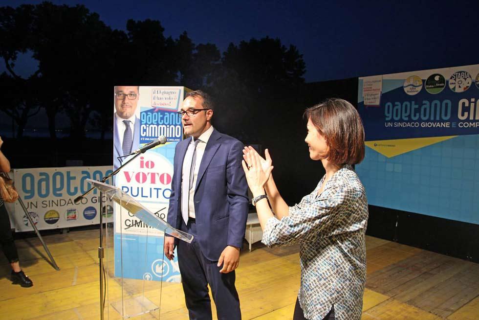 chiusura campagna elettoriale gaetano cimmino 2016