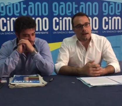 conferenza stampa 16 giugno Gaetano Cimmino