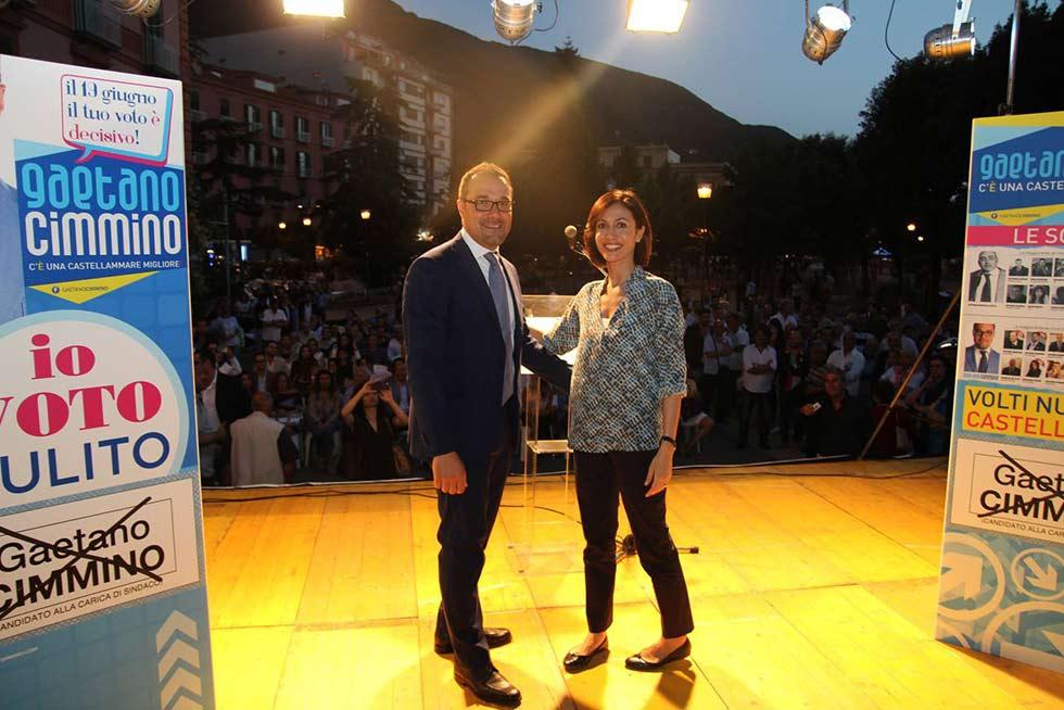 gaetano cimmino 19 giugno 2016 chiusura campagna elettoriale