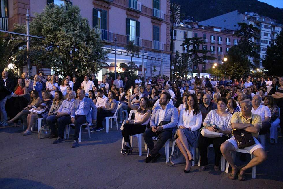 gaetano cimmino chiusura campagna elettoriale 2016 castellammare