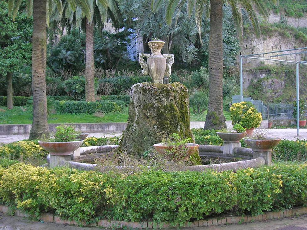 parco nuove terme