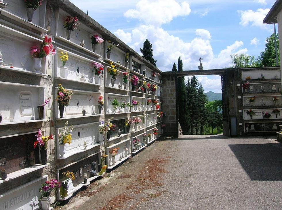 idee su aree cimiteriali considerazioni gaetano cimmino